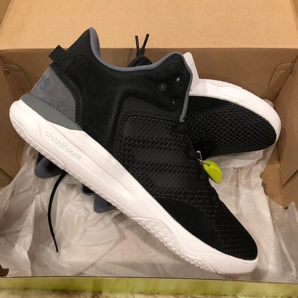 1257d8b5a NWT Men Adidas Cloudfoam Revival Mid Shoes. M 5a4eed31077b97ab850093b0
